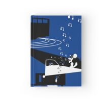 Houseboat Hardcover Journal