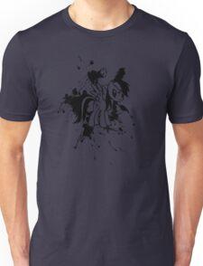Rainbow Dash Ink Splatter Unisex T-Shirt