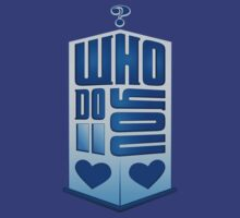 (Doctor) Who do you love? by allainamae