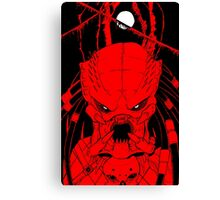 Red Pred Canvas Print