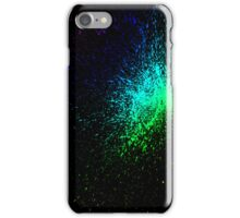 Rainbow Splotch iPhone Case/Skin