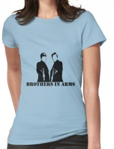 Brothers in Arms Womens Fitted T-Shirt