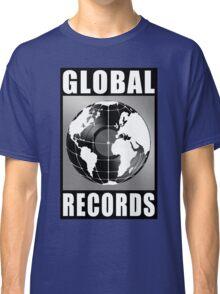 Global Records Classic T-Shirt