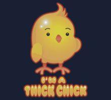 I'm A Thick Chick Kids Tee