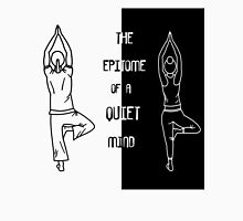 Yoga - The Epitome Of A Quiet Mind Women's Relaxed Fit T-Shirt