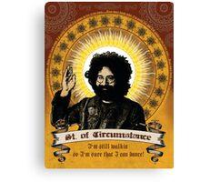 Jerry Garcia - Saint of Circumstance Canvas Print