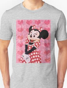 Mouse in LOVE Unisex T-Shirt