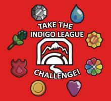 Indigo League One Piece - Short Sleeve