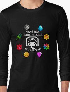 Indigo League Long Sleeve T-Shirt