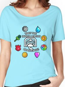 Indigo League Women's Relaxed Fit T-Shirt