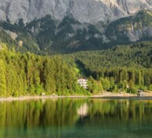 Lake Eibsee Sticker