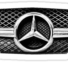 Mercedes BENZ Sticker