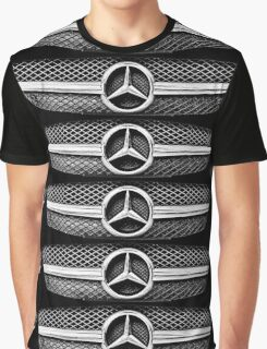 Mercedes BENZ Graphic T-Shirt