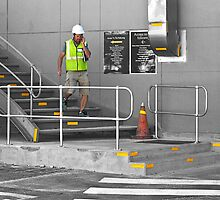 Yellow shows the way by awefaul