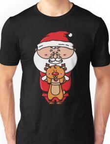 kawaii Santa Unisex T-Shirt