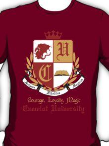 Camelot University (Big, Colour) T-Shirt