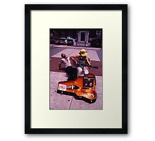 Boston Preformers Framed Print