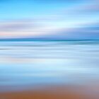 Abstract Blues by lee Henley