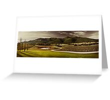 Mudgee Panorama Greeting Card