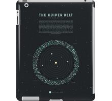 The Kuiper belt iPad Case/Skin