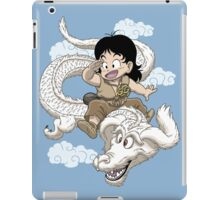 DRAGON LUCK iPad Case/Skin