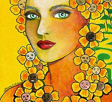 Tolerance in Hopeful Yellow by Laura J. Holman