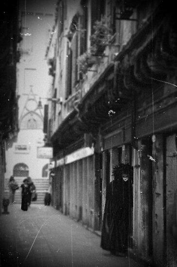 streets of Venice by Karen E Camilleri