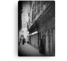 streets of Venice Metal Print