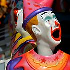 Carnival Clown by AHigginsPhoto