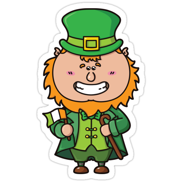 kawaii Leprechaun by BoYusya