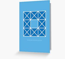 Design 46 Greeting Card
