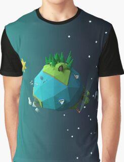 Little Planet Graphic T-Shirt