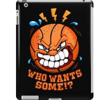 Who Want's Some iPad Case/Skin