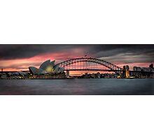 Sydney's Icons Photographic Print