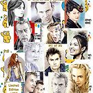 Dr Who Children In Need auctions - see description by wu-wei