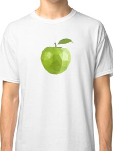 Polygon Apple Classic T-Shirt