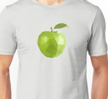 Polygon Apple Unisex T-Shirt
