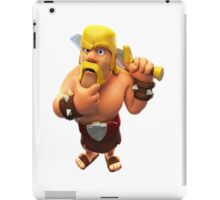 Crash of clans iPad Case/Skin