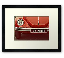 In retrospective...7--- Tipperary Vintage Rally Framed Print