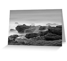 Great Ocean Road III Greeting Card