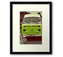In retrospective...8--- Tipperary Vintage Rally Framed Print