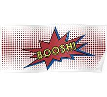 Super Boosh Poster
