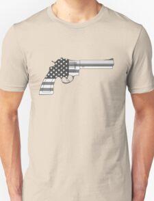 Grey Gun T-Shirt