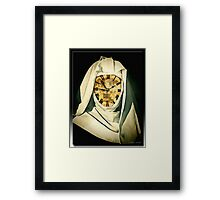 Mother Time Framed Print