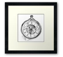 Moments In Time Framed Print