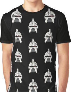 Cylon Erosion Graphic T-Shirt