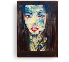 The Queen Of Ecstasy Canvas Print