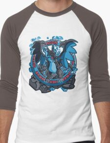 Charizardite X Men's Baseball ¾ T-Shirt