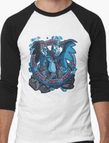 Charizardite X Men's Baseball ¾ T-Shirt