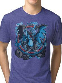 Charizardite X Tri-blend T-Shirt